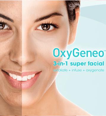 Oxygeneo 3-1 Super Facial